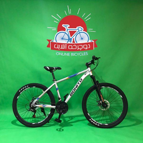دوچرخه کوهستان بونیتو سایز 26 مدل استرانگ 2 دی