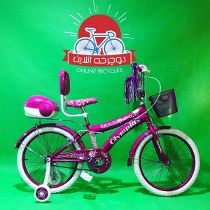 دوچرخه دخترانه المپیا سایز ۲۰