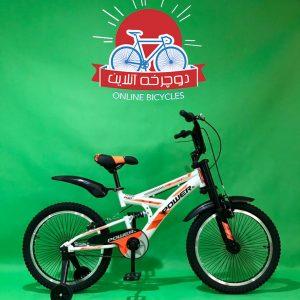 دوچرخه کوهستان فنردار پاور Power سایز ۲۰