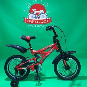دوچرخه پاور مدل اسپرت Sports سایز 16