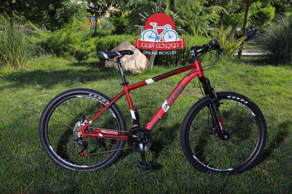 دوچرخه کوهستان اینتنس مدل چمپیون 4 3d سایز 26
