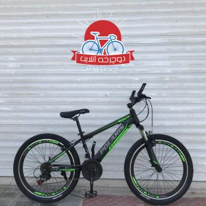 دوچرخه کوهستان پولاریس Polaris سایز 24