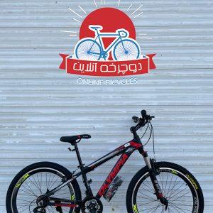 دوچرخه کوهستان المپیا مدل پژو 307 PEUGEOT سایز 26